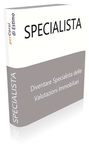 Valutatore Immobiliare SPECIALISTA